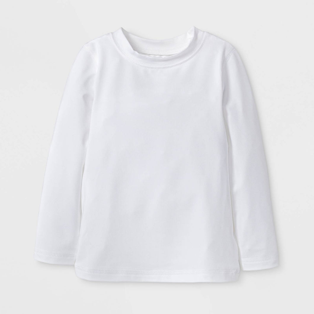 http://www.ebay.com/i/Baby-Boys-Solid-Long-Sleeve-Rash-Guard-Cat-Jack-153-White-9M-/282779580500