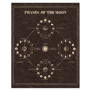 http://www.ebay.com/i/Astronomy-101-Phases-Moon-Unframed-Wall-Canvas-Art-24X30-/282642885384
