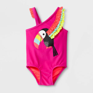 http://www.ebay.com/i/Toddler-Girls-Toucan-One-Piece-Swimsuit-Cat-Jack-153-Pink-5T-/282779579117