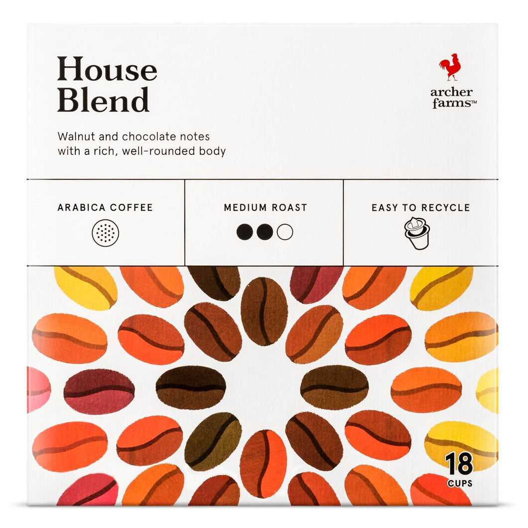 http://www.ebay.com/i/House-Blend-Medium-Roast-Coffee-Single-Serve-Pods-18ct-Archer-Farms-153-/272243736222