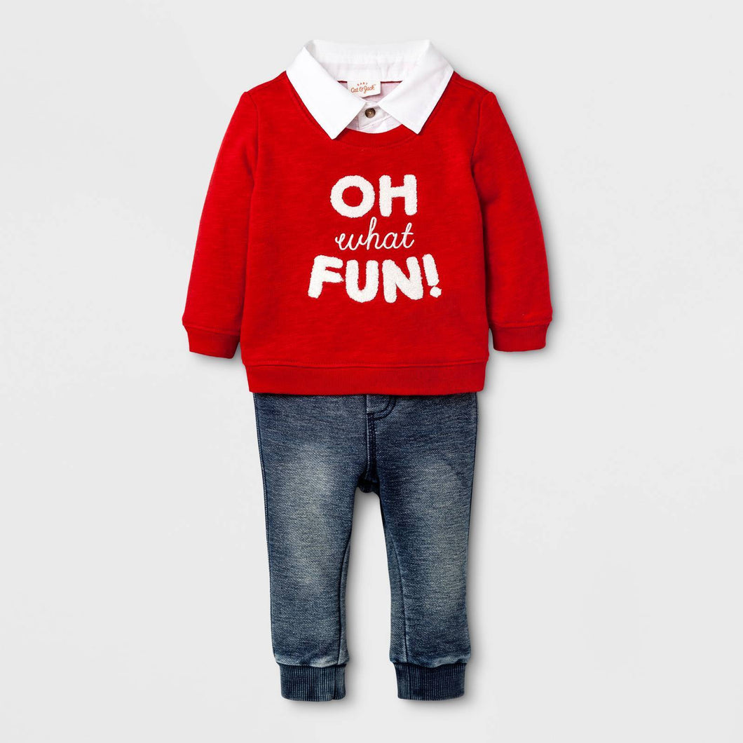 http://www.ebay.com/i/Baby-Boys-2-Piece-French-Terry-Sweater-and-Denim-Jogger-Set-Cat-Jack-1-/282742576962