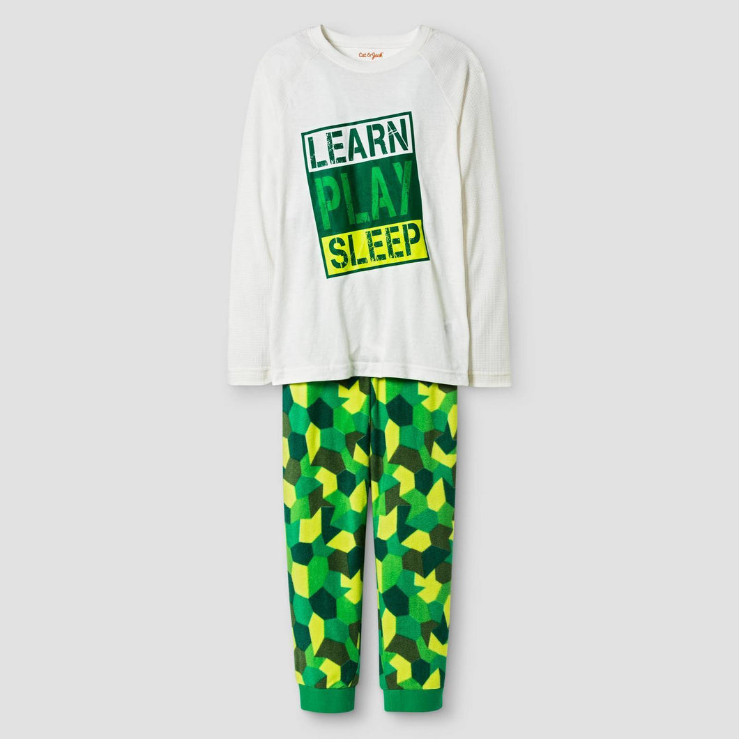 http://www.ebay.com/i/Boys-Pajama-set-Cat-Jack-153-Green-S-/302236948199