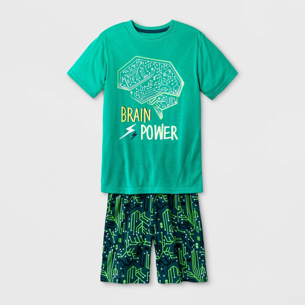 http://www.ebay.com/i/Boys-Short-Sleeve-and-Short-Brain-Power-Pajama-Set-Cat-Jack-153-Green-M-/272947049543