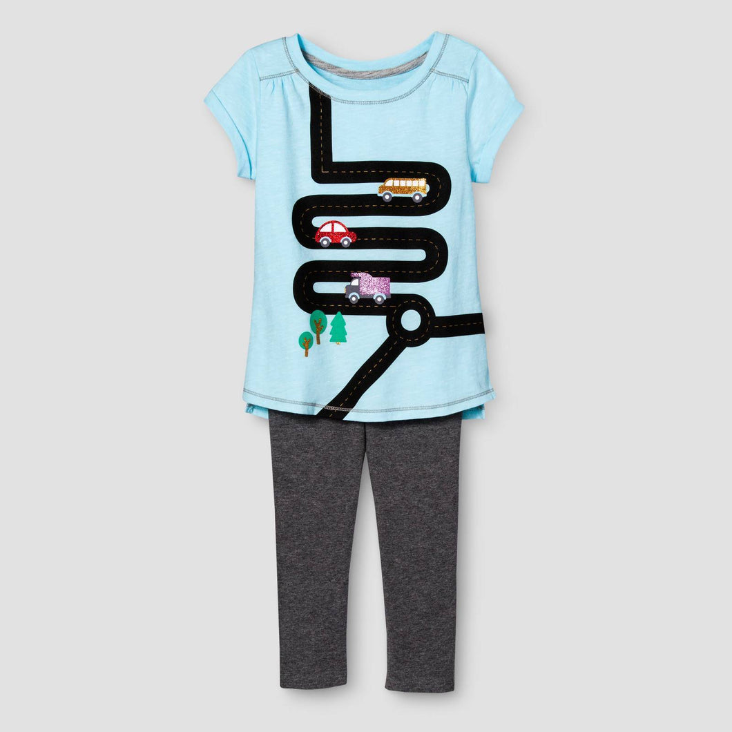 http://www.ebay.com/i/Toddler-Girls-Top-And-Bottom-Set-Cat-Jack-153-Turquoise-Glass-4T-/272947398823