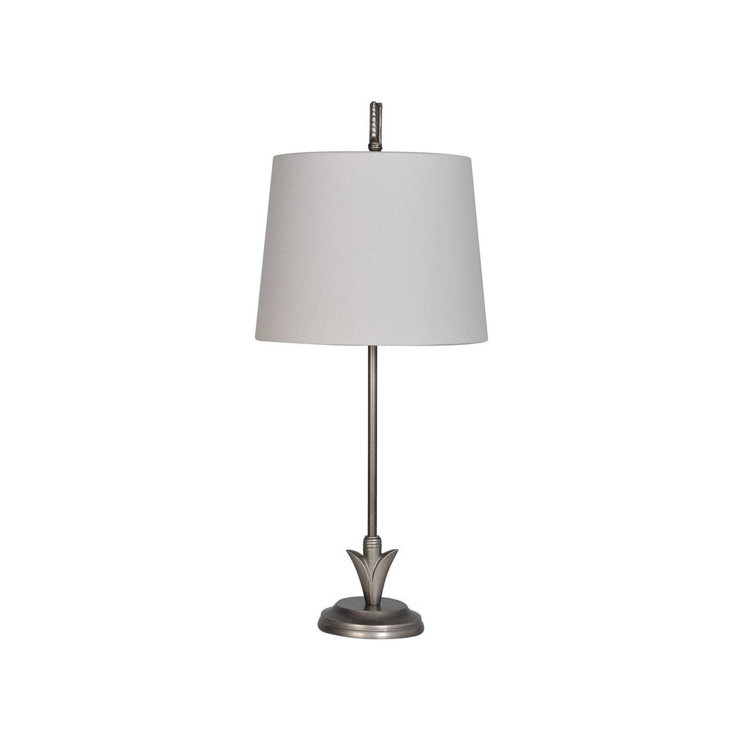http://www.ebay.com/i/Arrow-Table-Lamp-Silver-Includes-CFL-bulb-Pillowfort-153-/282040949555