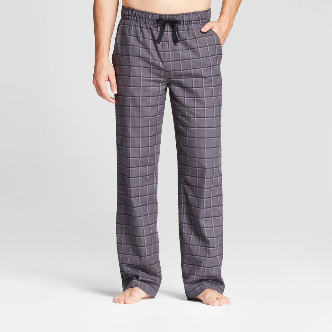 http://www.ebay.com/i/Mens-Woven-Flannel-Pajama-Pants-Goodfellow-Co-153-Gray-M-/272949820854