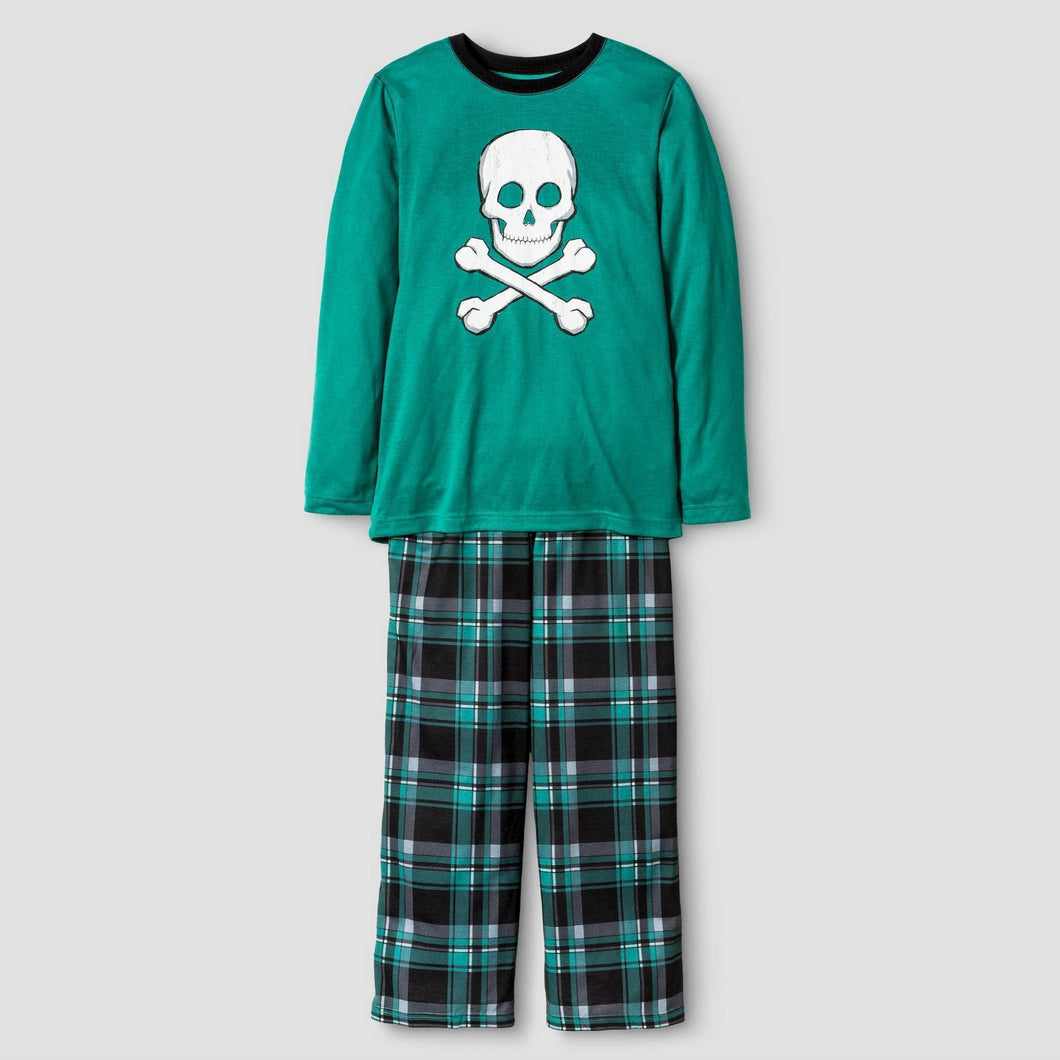 http://www.ebay.com/i/Boys-Pajama-Set-Cat-Jack-153-Green-M-/272571405433
