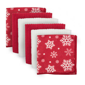 http://www.ebay.com/i/Red-White-Snowflakes-Dish-Cloth-Design-Imports-/302444334355