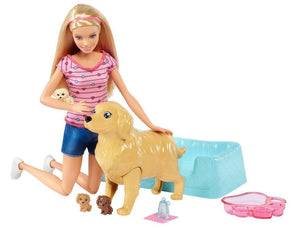 http://www.ebay.com/i/Barbie-Newborn-Pups-Doll-and-Pets-Playset-/172970412145