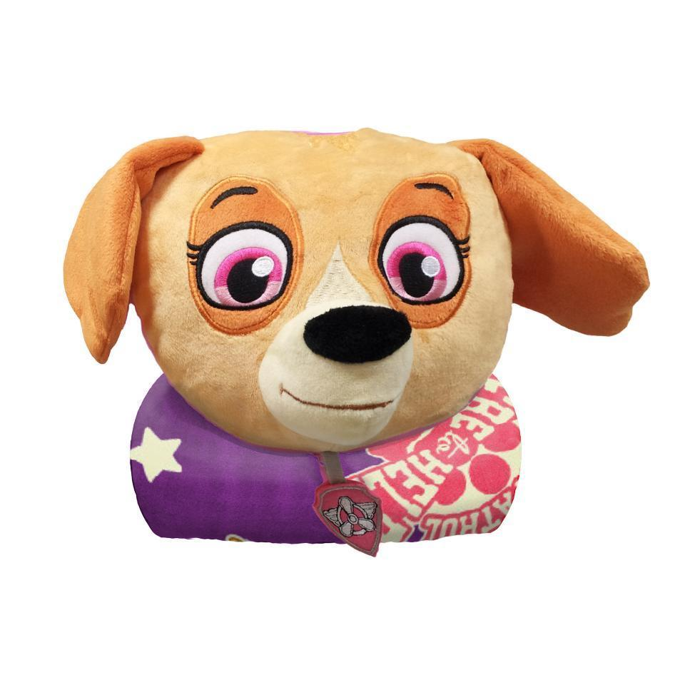http://www.ebay.com/i/Nickelodeon-Paw-Patrol-Skye-High-MushUm-Zip-Pillow-and-Throw-Set-/362115046840
