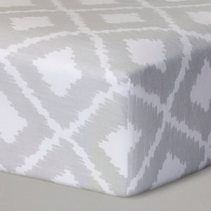 http://www.ebay.com/i/Fitted-Crib-Sheet-Ikat-Cloud-Island-153-Gray-/302449033501