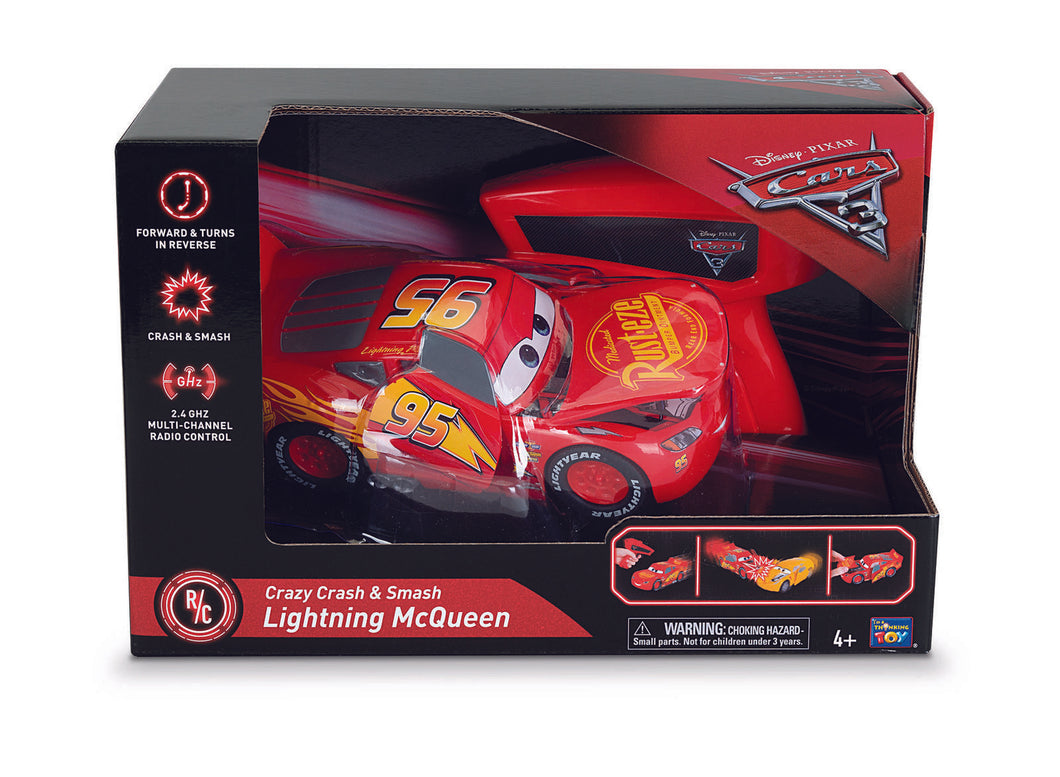 http://www.ebay.com/i/Disney-Pixar-Cars-3-Radio-Control-Car-Crazy-Crash-and-Smash-Lightning-McQueen-/172820712007