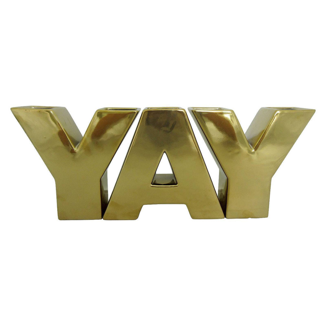 http://www.ebay.com/i/YAY-Letter-Vase-Set-Gold-3pc-Oh-Joy-/282384386574