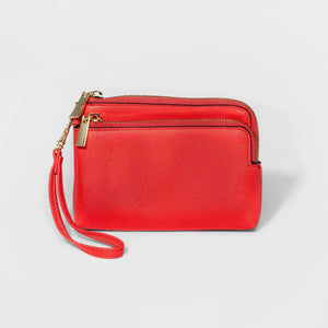 http://www.ebay.com/i/Womens-Wristlet-Double-Zip-Pouch-New-Day-153-Red-/272840705088
