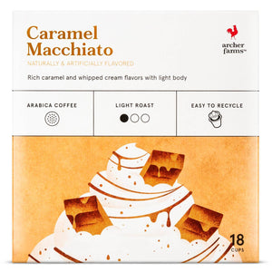 http://www.ebay.com/i/Caramel-Macchiato-Light-Roast-Coffee-Single-Serve-Pods-18ct-Archer-Farm-/301958006561