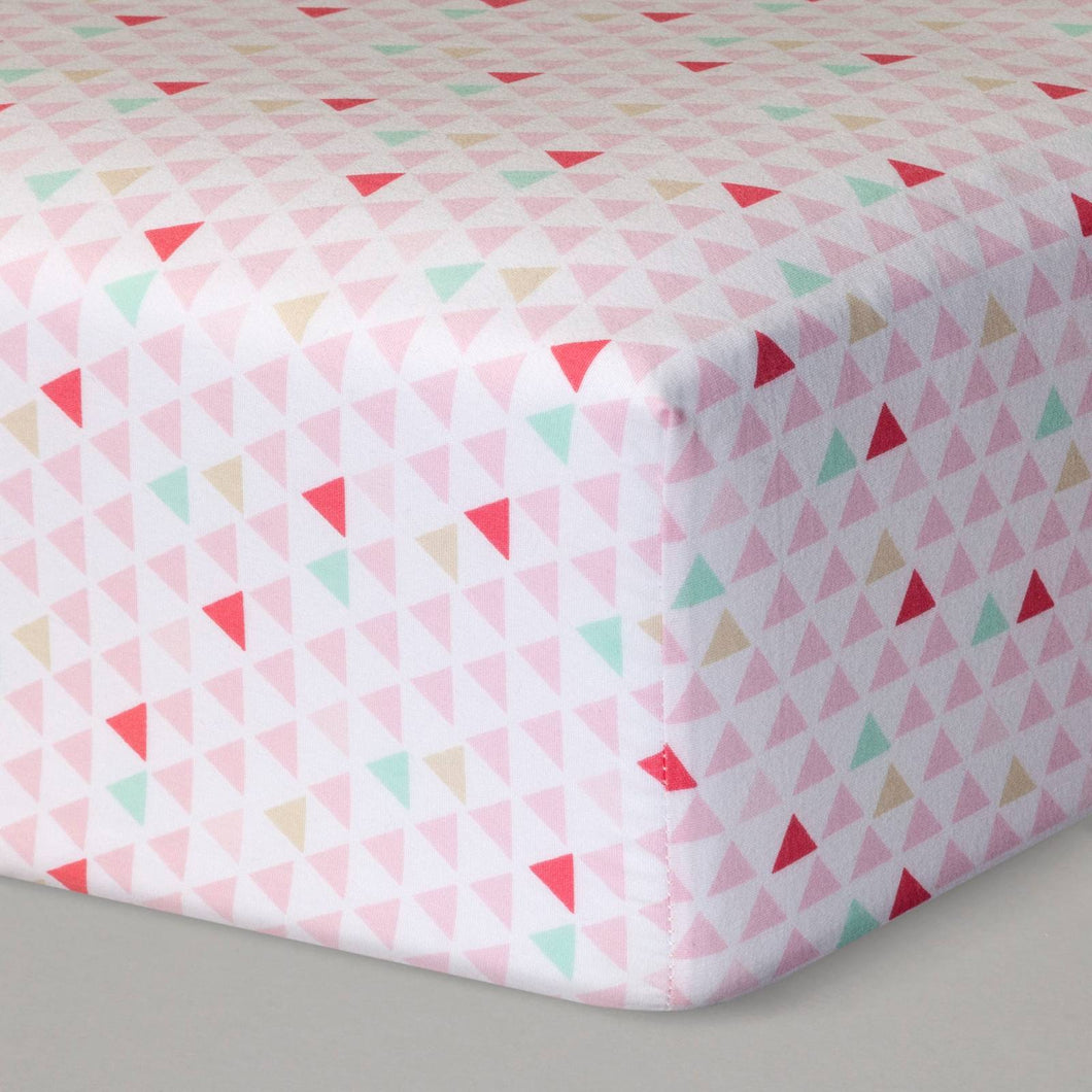 http://www.ebay.com/i/Fitted-Crib-Sheet-Triangles-Cloud-Island-153-Pink-/302449032827