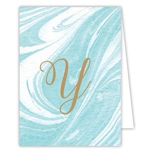 http://www.ebay.com/i/Marble-Note-Cards-Monogram-Y-/282643231904