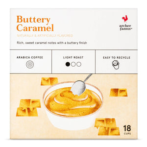 http://www.ebay.com/i/Buttery-Caramel-Light-Roast-Coffee-Single-Serve-Pods-18ct-Archer-Farms-/301956422812