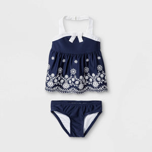 http://www.ebay.com/i/Toddler-Girls-Floral-Bow-Tankini-Set-Cat-Jack-153-Navy-4T-/272990483257
