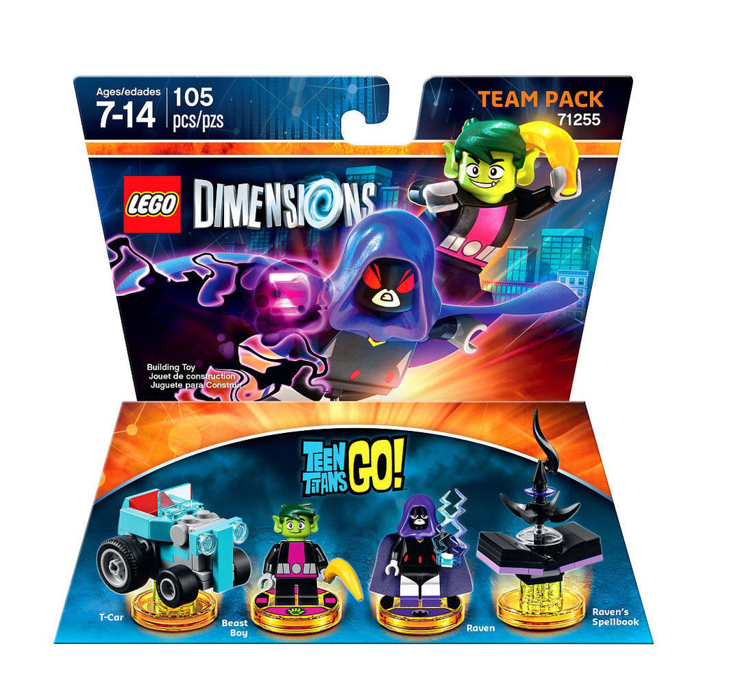 http://www.ebay.com/i/LEGO-Dimensions-Teen-Titans-Go-Team-Pack-T-Car-Beast-Boy-Raven-and-Ravens-/172863047507