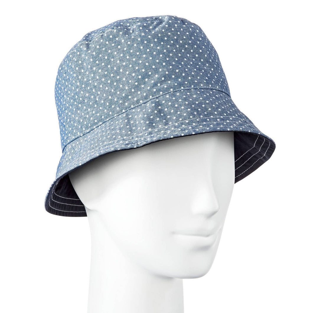 http://www.ebay.com/i/Womens-Polka-Dot-Bucket-Hat-Mossimo-Supply-Co-153-Blue-/302446810219