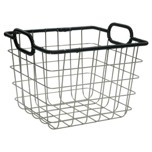 http://www.ebay.com/i/Wire-Milk-Crate-11-Black-Room-Essentials-153-/272947049503