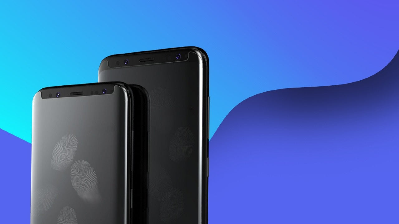 Samsung S9 Privacy screen guard