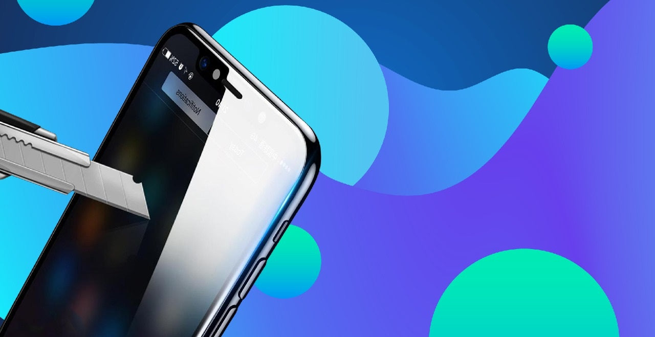 Samsung Galaxy S8 Plus curved tempered glass