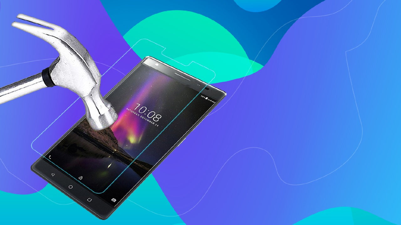 Redmi 5a screen guard tempered glass
