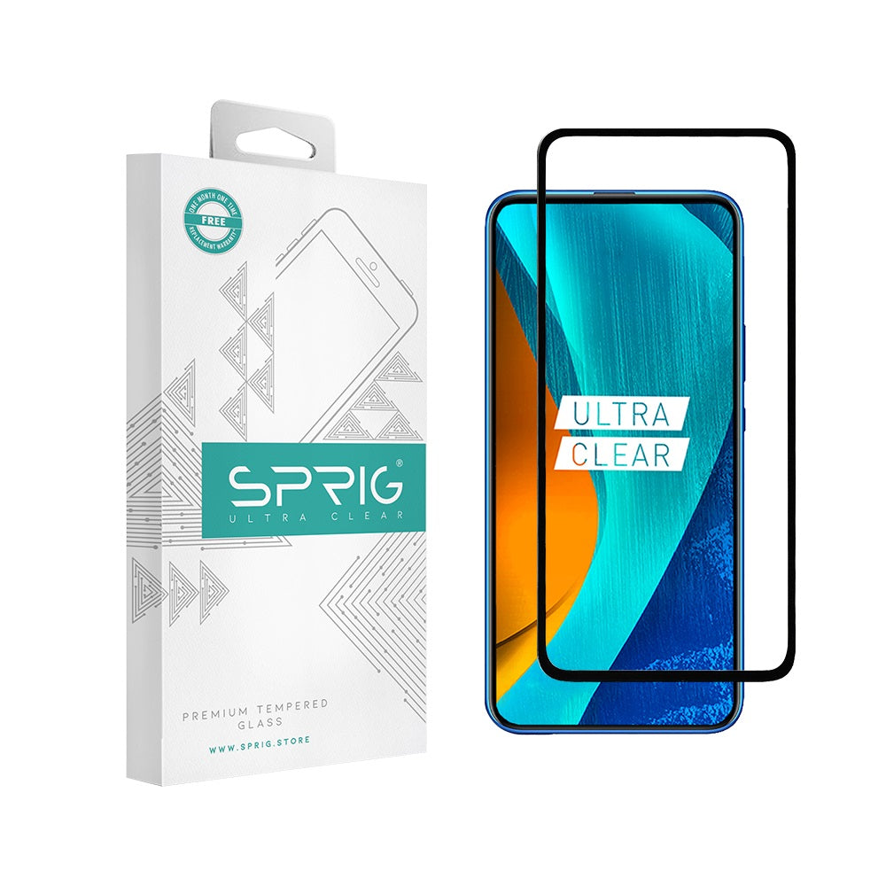 Sprig Full Screen Tempered Glass/Screen Protector for Honor Magic 2 - Sprig