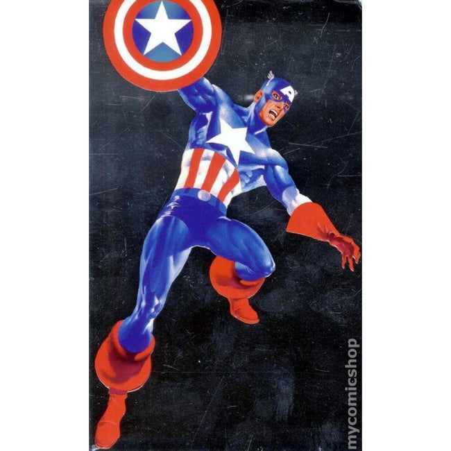 Captain America: Liberty's Torch TP novel