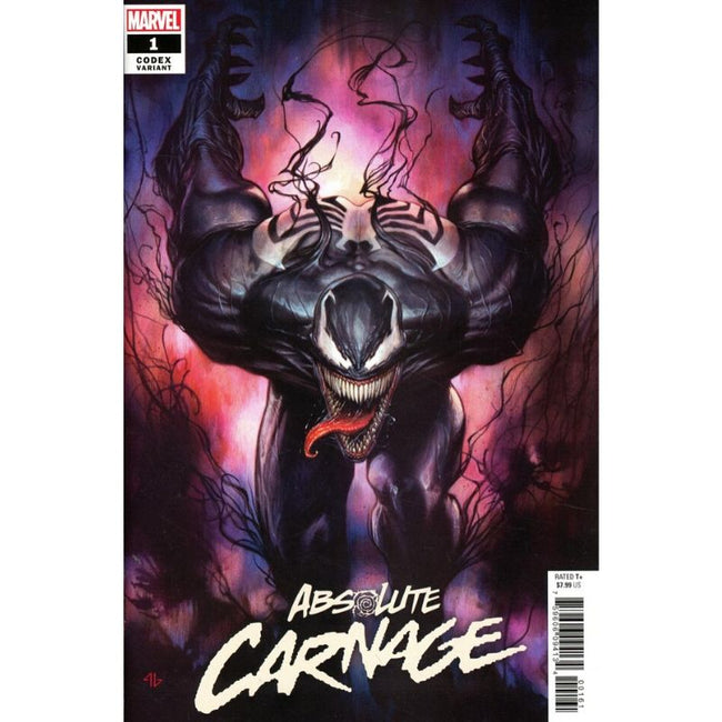 ABSOLUTE CARNAGE #1 CODEX VARIANT