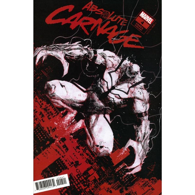 ABSOLUTE CARNAGE #4 CODEX VARIANT 2019 (1:25)