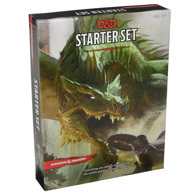 DUNGEONS AND DRAGONS - STARTER SET