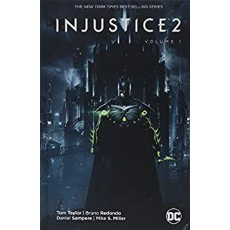 Injustice 2 Vol. 1 HC