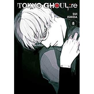 TOKYO GHOUL RE GN VOL 8