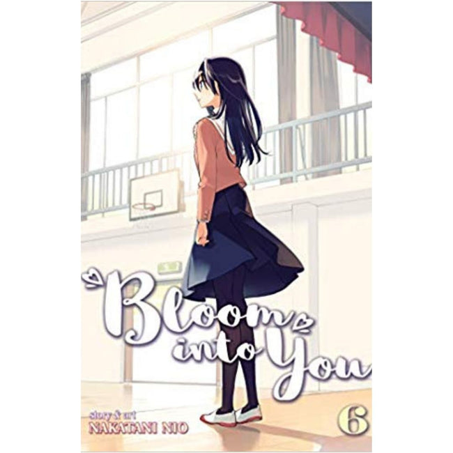 BLOOM INTO YOU GN VOL 06
