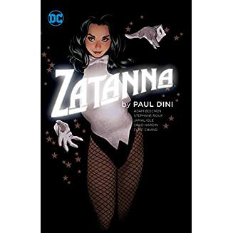 ZATANNA BY PAUL DINI TP