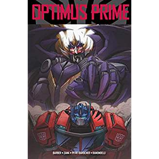 TRANSFORMERS OPTIMUS PRIME TP VOL 04