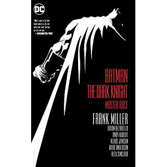 Batman The Dark Knight III Master Race HC