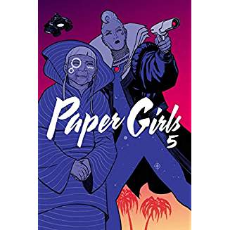 PAPER GIRLS TP VOL 05