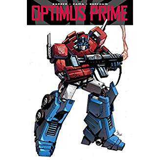 Transformers Optimus Prime vol 1