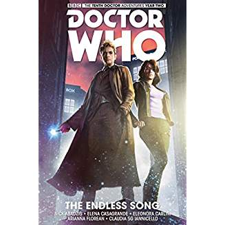 DOCTOR WHO TENTH DOCTOR : THE ENDLESS SONG VOL 4