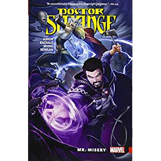 DOCTOR STRANGE TP VOL 04 MR MISERY