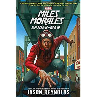 MILES MORALES A SPIDER-MAN NOVEL SC