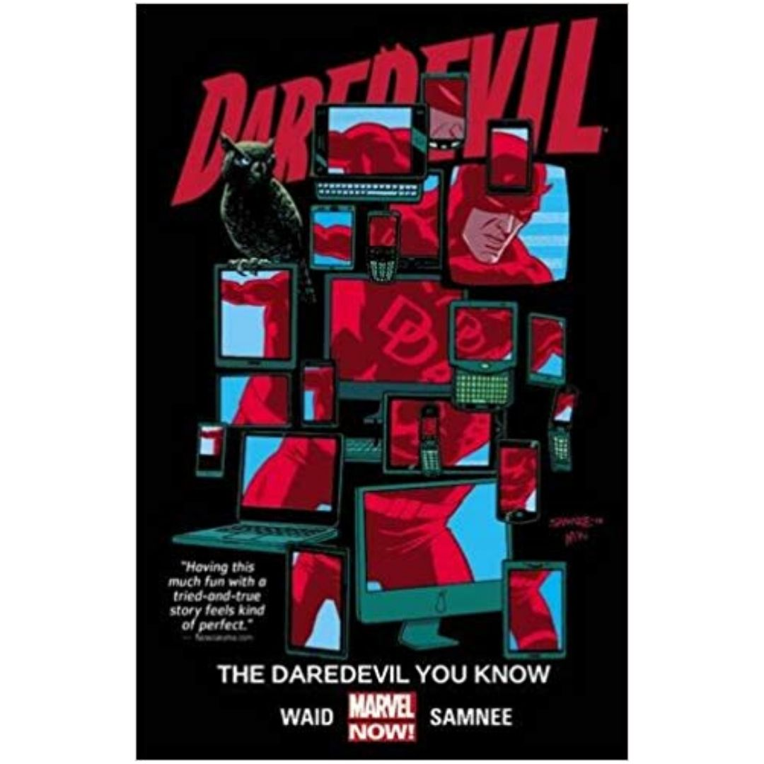 Daredevil Vol. 3: The Daredevil You Know (Daredevil: Marvel Now!)