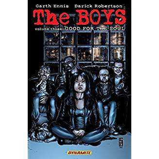 THE BOYS TP VOL 03 GOOD FOR THE SOUL SGN ED