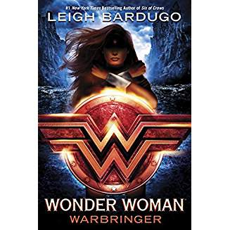 WONDER WOMAN WARBRINGER HC NOVEL