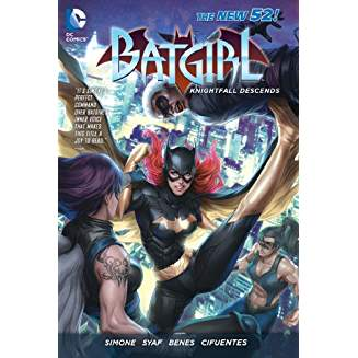 Batgirl Vol. 2: Knightfall Descends