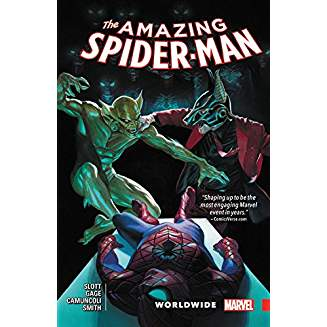 AMAZING SPIDER-MAN WORLDWIDE TP VOL 05